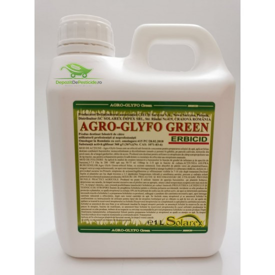 Agro-Glyfo Green - 1 L
