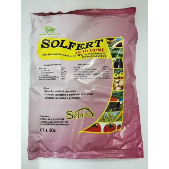Solfert 30-10-10 + ME - 1 KG